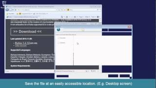 Make MS DOS Bootable USB Drive Video
