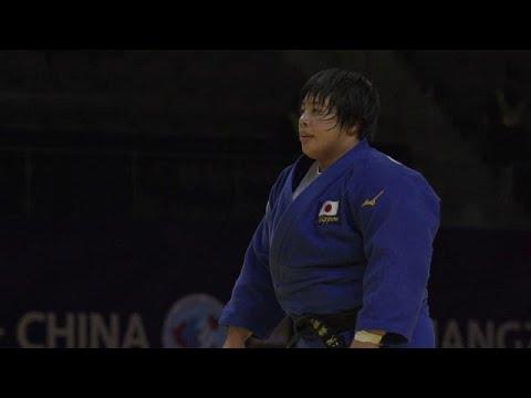 اليابان تؤكد سيطرتها على الجيدو  العالمي في بطولة الماسترز في كوانزو…  - 21:54-2018 / 12 / 16