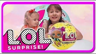 L. O. L.   Surprise seria 3  #2  Anabella cauta surprize in papusa LOL