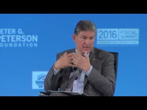 A Legislative Outlook in a Political Season, Senator Joe Manchin | 2016 Fiscal Summit