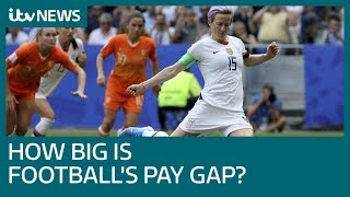 How should English football react to gender pay gap dispute?   ITV News