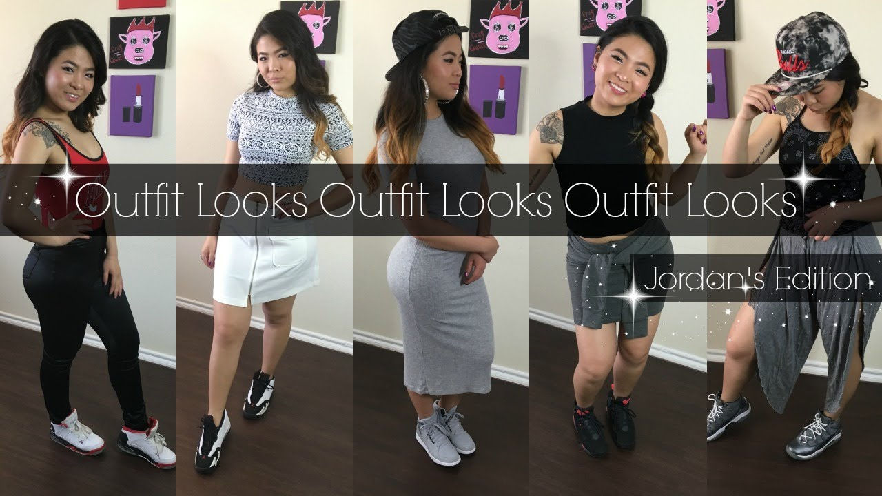 Jordan s sneakers inspired outfit looks (Swag or Naw) - YouTube 786b8764fe