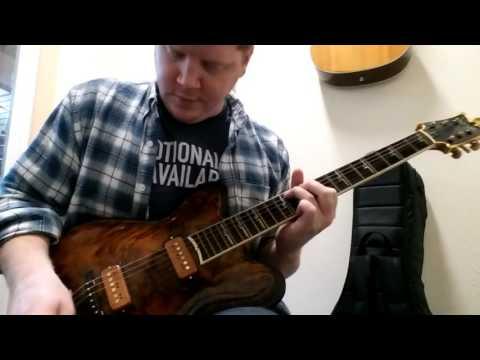 Masterpiece guitar: Jesselli 1925 Turkish Walnut and Ebony