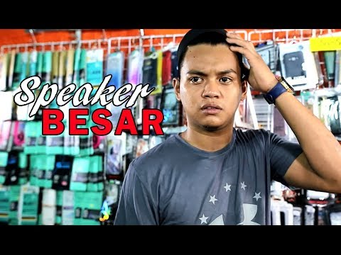 SPEAKER BESAR - zukieeeee & oyot