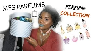 ALL ABOUT MY PERFUME _ MES PARFUMS | Peg Myall