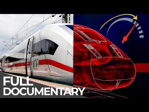 World's Biggest, Longest Trains   Ultimate Vehicles   S01 E05   Free Documentary