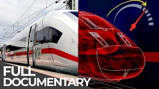 World's Biggest, Longest Trains | Ultimate Vehicles | S01 E05 | Free Documentary
