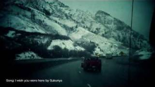 Ride on I-80 from Park City to Salt Lake,Utah Song by Sukunya