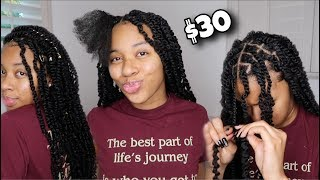 HOW TO: QUICK Easy 2hr Passion Twists! For Beginners! | TayPancakes