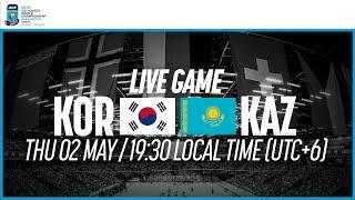 Республика Корея : Казахстан
