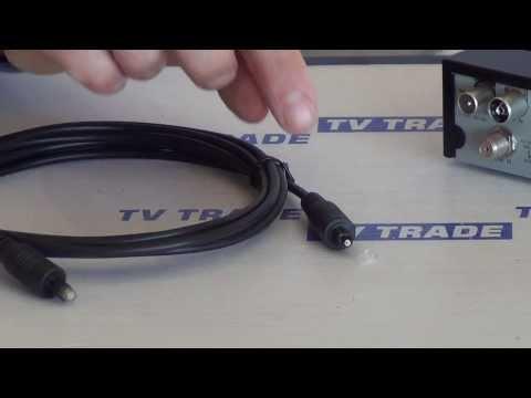 1.5m Toslink Digital Optical SPDIF Cable