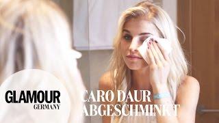 GLAMOUR Abgeschminkt mit Bloggerin & Instagram-Star Caro Daur I Folge #9