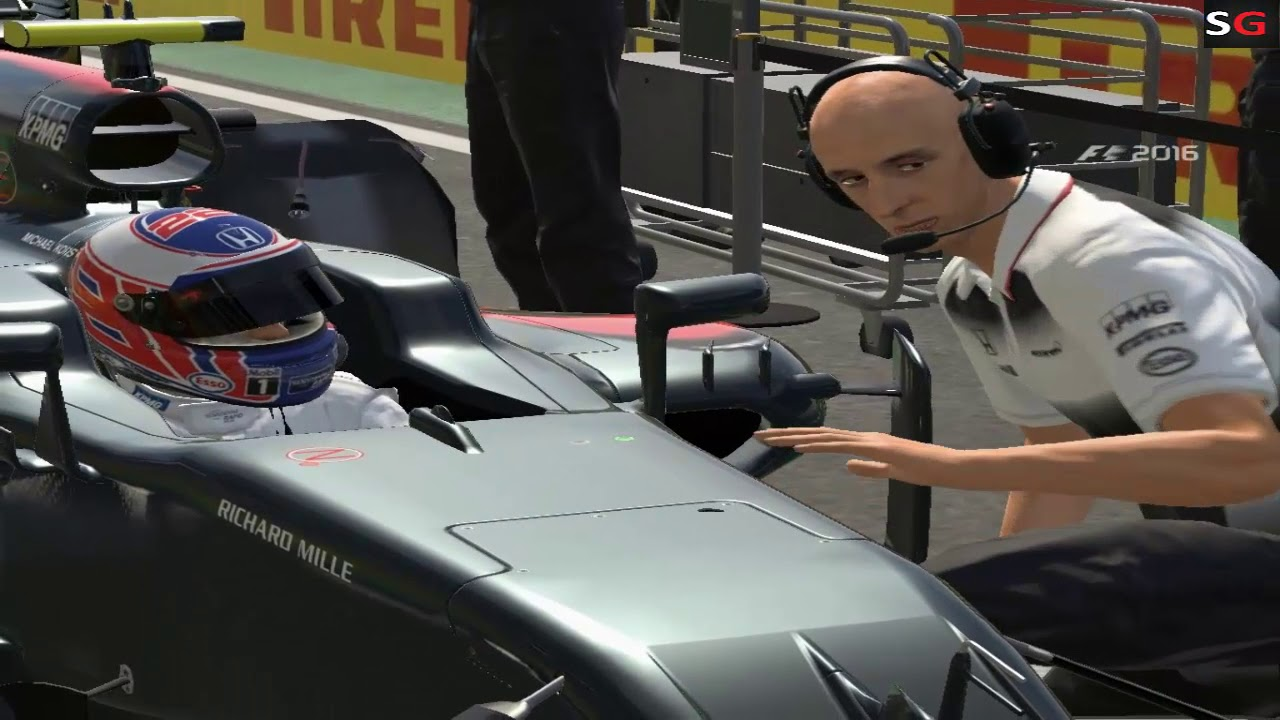 F1 2016 Gameplay - YouTube