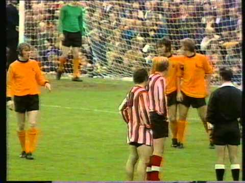Wolves v Southampton, 9th October 1971