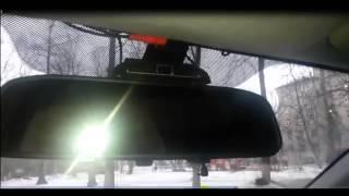 Обзор TFT монитора автомобильного зеркала и камеры заднего вида