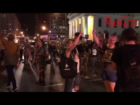 St. Louis Stockley Protests Night 5