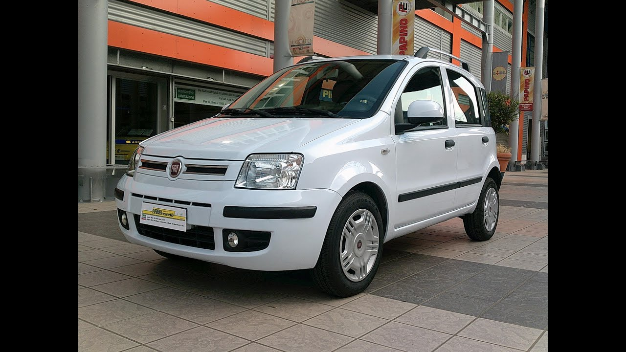 FIAT Panda 1.2 Dynamic - In commercio da 3/2005 a 12/2012 ...