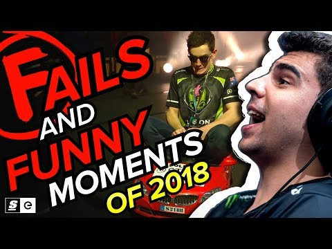 Best Esports Fails and Funny Moments of 2018 (League of Legends, CS:GO, Rainbow Six Siege and more) thumbnail