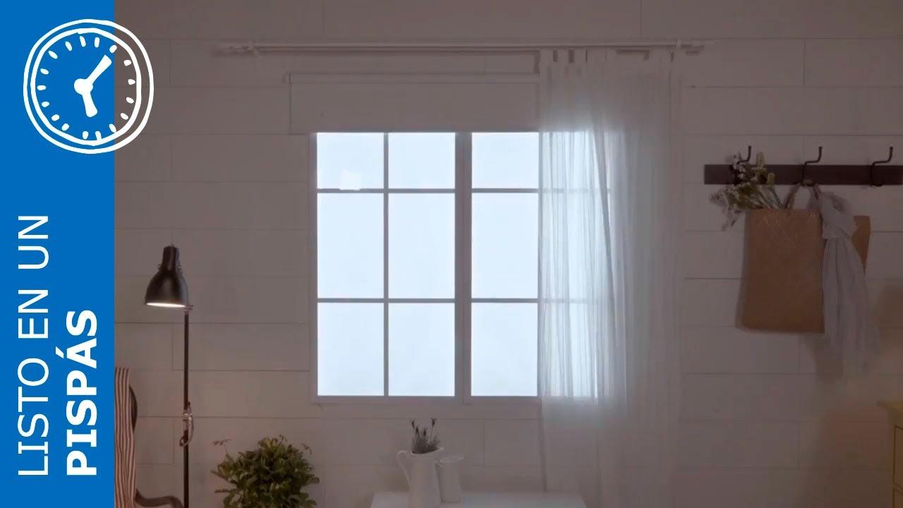 Cortinas para salón: ideas y tendencias de primavera - IKEA
