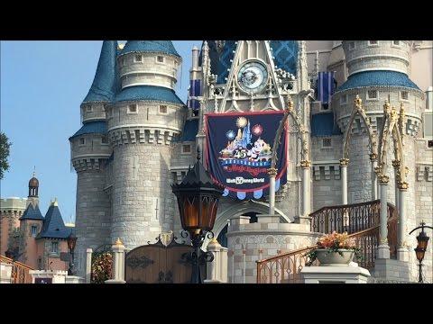 TDW 1554 - Happy 45th Anniversary Magic Kingdom !