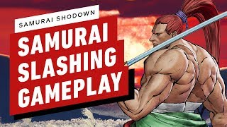 12 Minutes of Samurai Shodown Gameplay