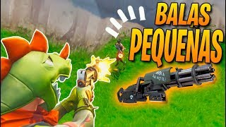 Sólo BALAS PEQUEÑAS Challenge | Fortnite: Battle Royale