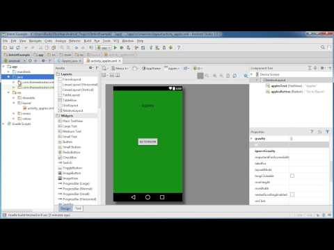 Android App Development for Beginners - 35 - Intents