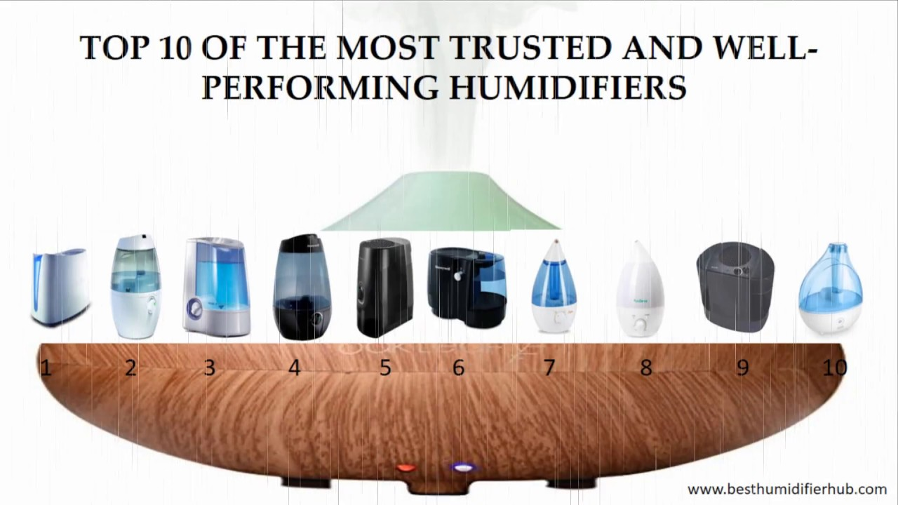 The Best Humidifier Reviews Help You to Control Your Home Humidity ...