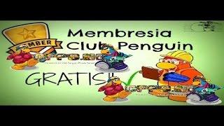 Como ser socio gratis para siempre!!! ClubPenguin
