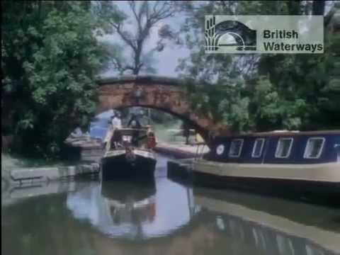 Waterways our Heritage British Waterways Film 1972
