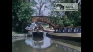 Waterways our Heritage British Waterways Film 1978