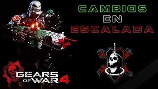 "Gears of War 4 l DOS Cambios en Escalada !!! l Scion Acero Negro en "" Blitz Forge "" l 1080p Hd"