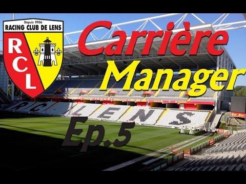 """FIFA 17 Carrière Manager """"On écrase la Ligue 2"""" Ep.5"""