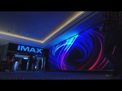 IMAX with Laser at VOX Cinemas