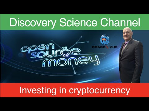 Discovery Science open source money Dragonchain, DRGN