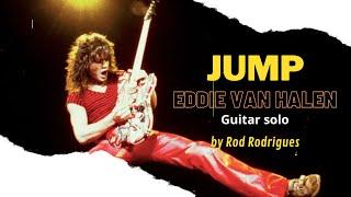 Jump - Van Halen by Rod Rodrigues
