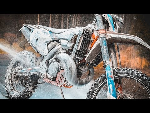 How to Enduro | Ep.1| After ride bike maintenance