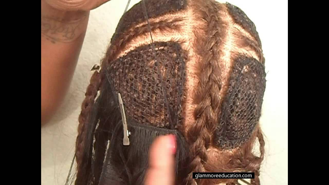How To Vixen Sew In Youtube