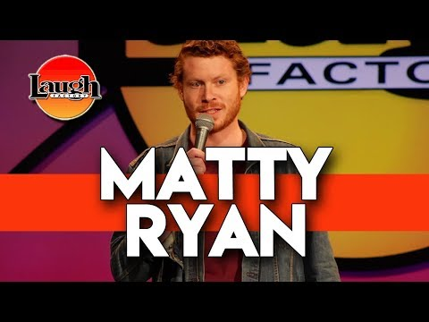 Matty Ryan   Welcome To The City   Stand-Up Comedy