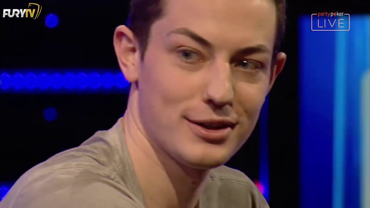 Top 5 Poker Moments - Tom Dwan (Bluffs, Runner Runner)