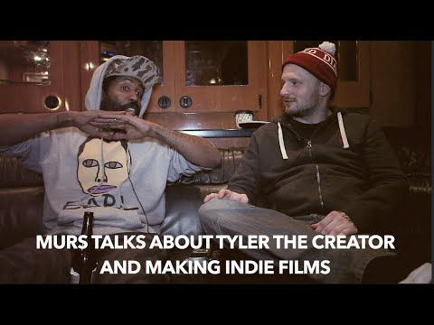 Murs talks about Tyler the Creator, and making indie films