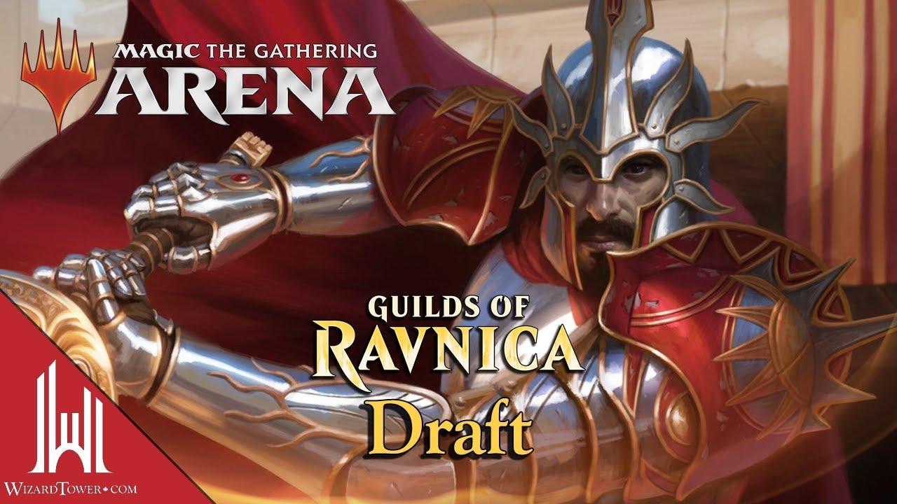 Guild of Ravnica Ranked Draft - Magic Arena - Cinott MTG