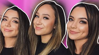 TRANSFORMING THE MERRELL TWINS INTO ME CHALLENGE!!