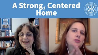 The Theology of Home. Dr. Gress on the Dr J Show.