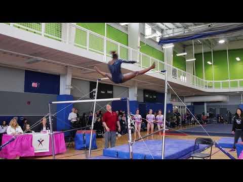 JerQuavia Henderson, Gym Corner | L10 Bars 2018 Illinois State Championships