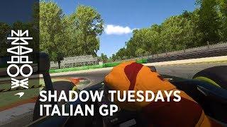 Shadow Tuesdays | Italian GP