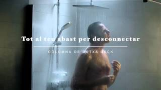Columna de dutxa Deck – Una Vida Contigo | Roca (versió català)