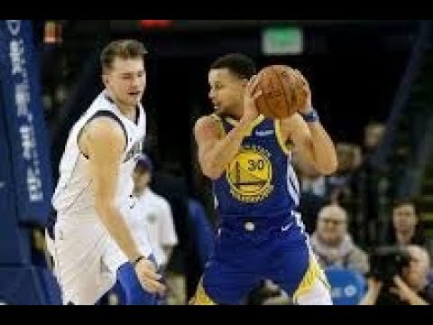 Golden State Warriors vs Dallas Mavericks NBA Full Highlights (23RD DECEMBER 2018-19)
