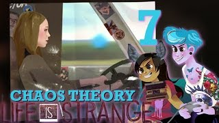 LIFE IS STRANGE EPISODE 3 CHAOS THEORY 2 GIRLS 1 LET