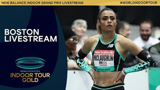 World Athletics Indoor Tour Gold | Boston Livestream